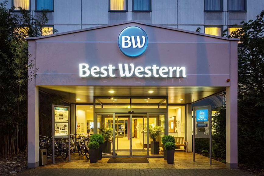 Frankfurt Best Western