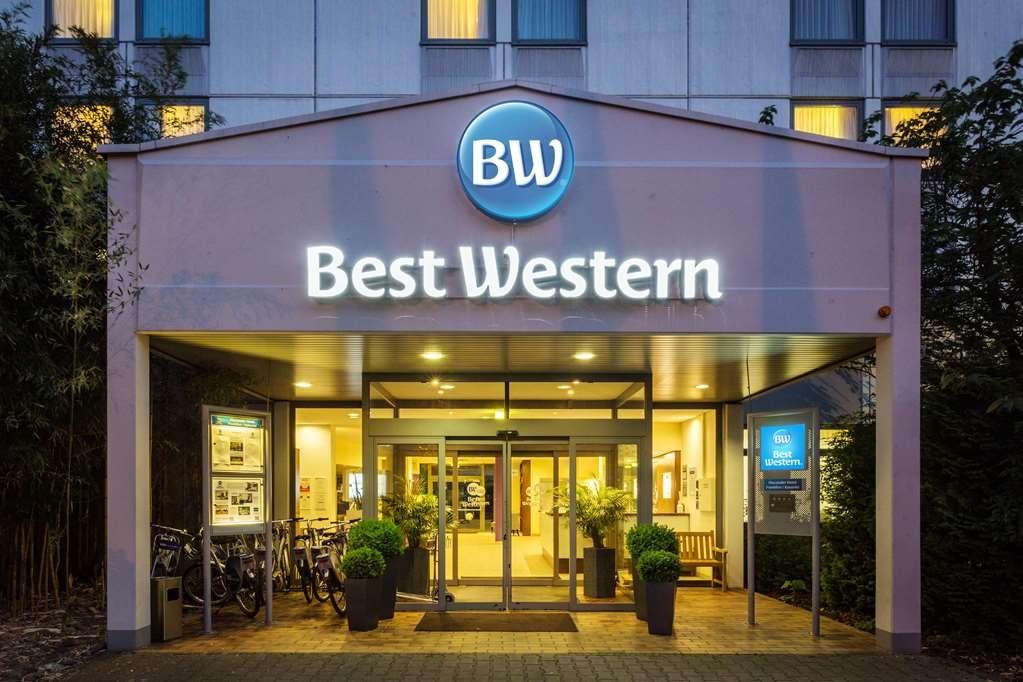 Best Western Macrander Hotel Frankfurt/Kaiserlei - Außenansicht