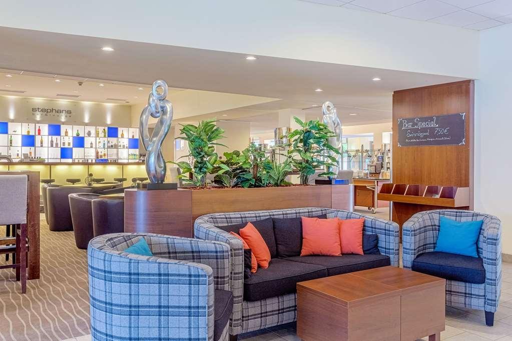 Best Western Macrander Hotel Frankfurt/Kaiserlei - Vue du lobby