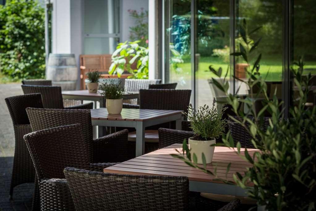 Best Western Macrander Hotel Frankfurt/Kaiserlei - Restaurant / Gastronomie
