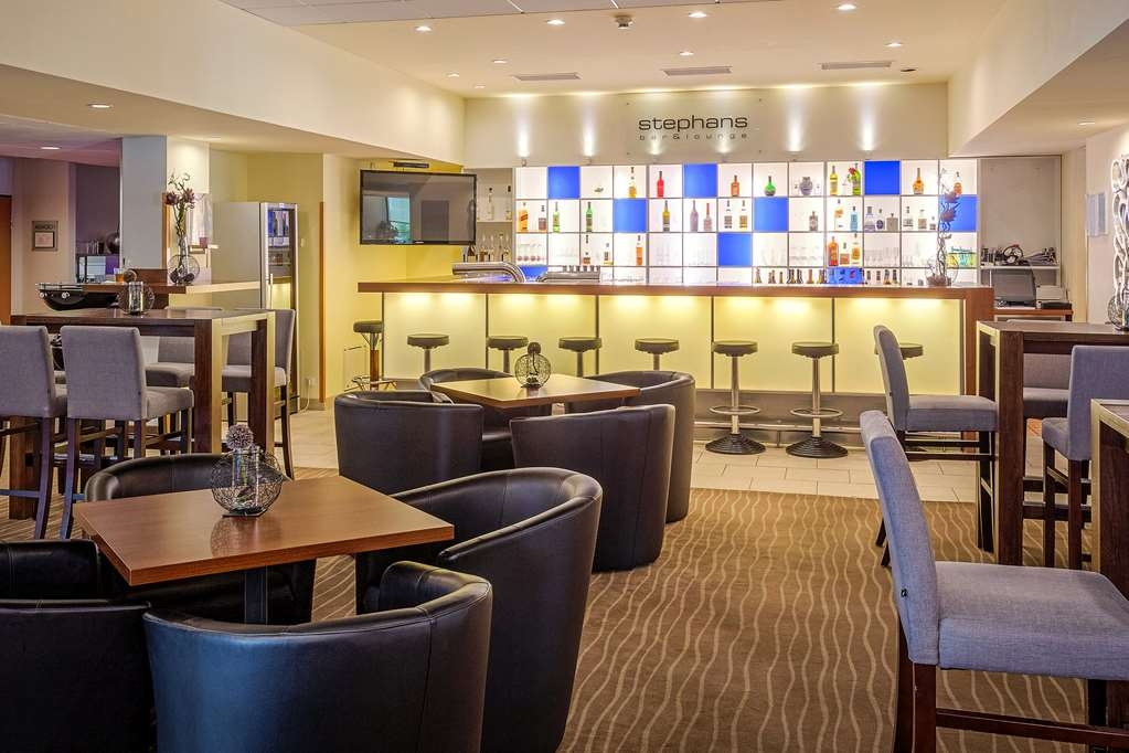 Best Western Macrander Hotel Frankfurt/Kaiserlei - Bar/Lounge