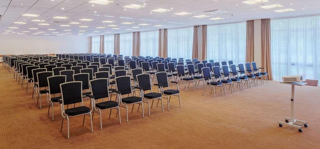 Best Western Macrander Hotel Frankfurt/Kaiserlei - Salle de réunion