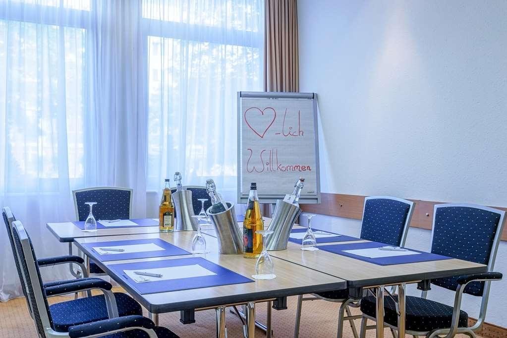 Best Western Macrander Hotel Frankfurt/Kaiserlei - Besprechungszimmer