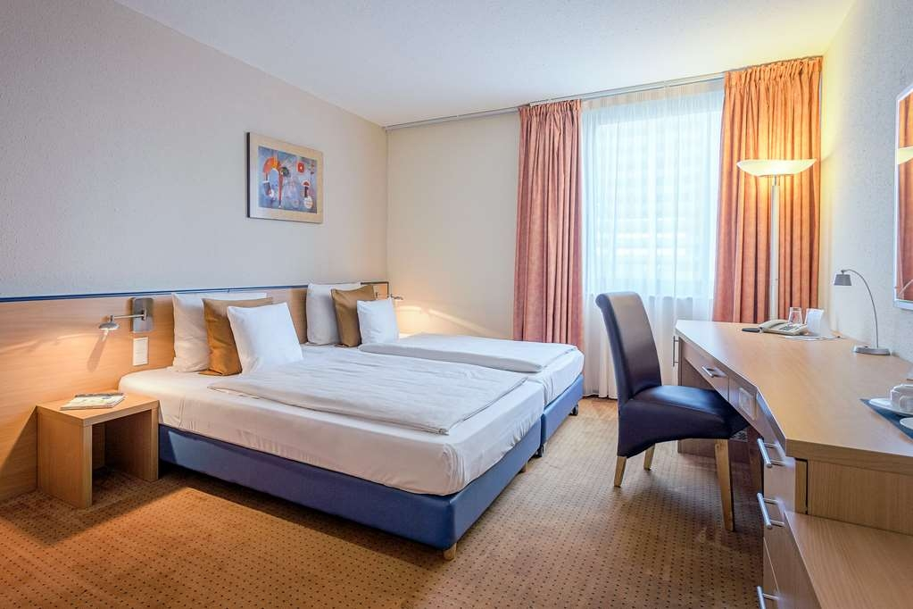 Best Western Macrander Hotel Frankfurt/Kaiserlei - guest room