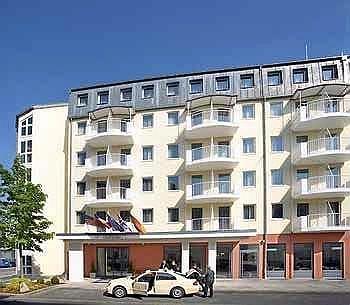 Best Western Hotel Nuernberg City West - Area esterna