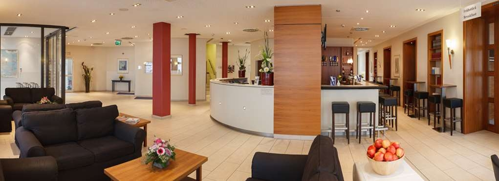 Best Western Hotel Nuernberg City West - Hotel Lobby