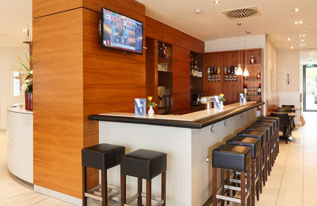 Best Western Hotel Nuernberg City West - Bar