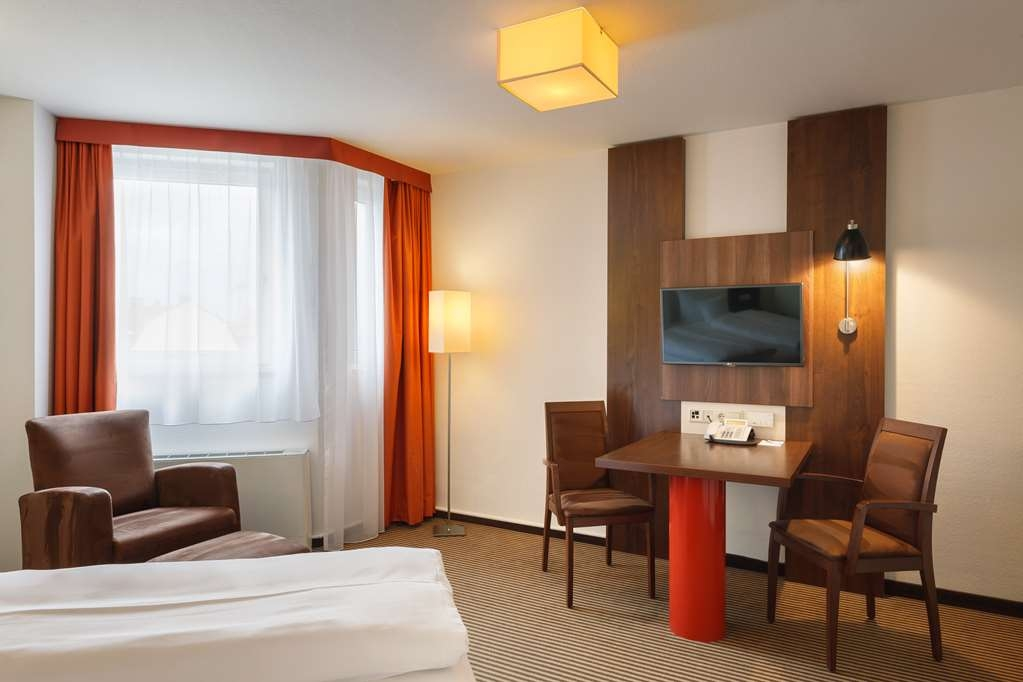 Best Western Hotel Nuernberg City West - Guest Room