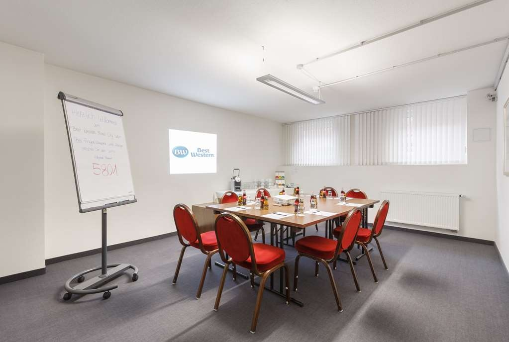 Best Western Hotel Nuernberg City West - meeting room
