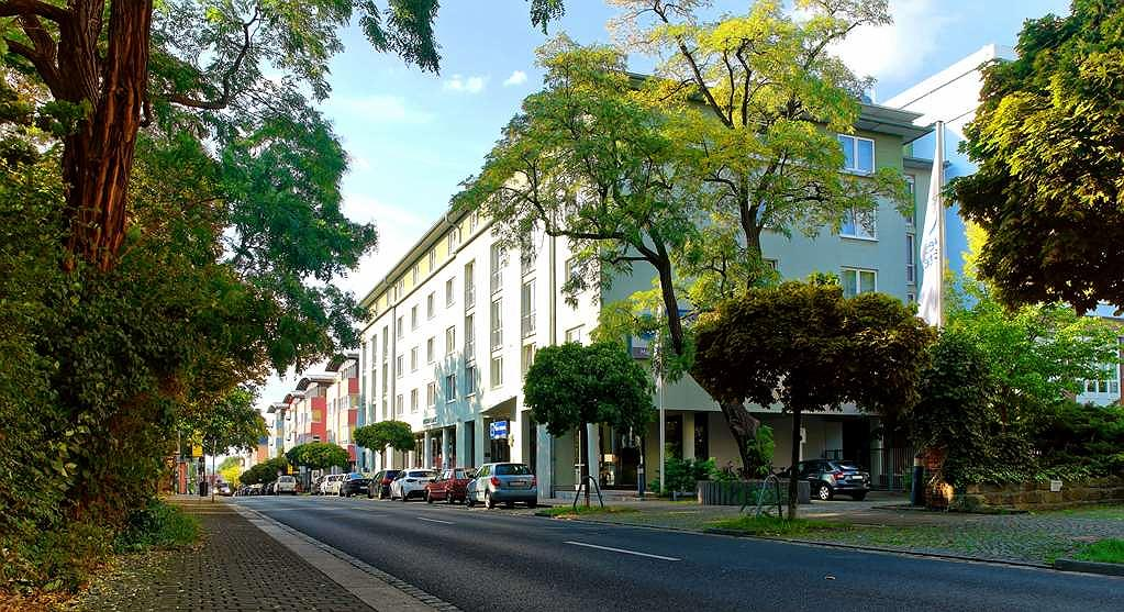 Best Western Macrander Hotel Dresden - Vue extérieure