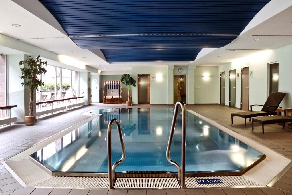 Best Western Macrander Hotel Dresden - Indoor Swimming Pool