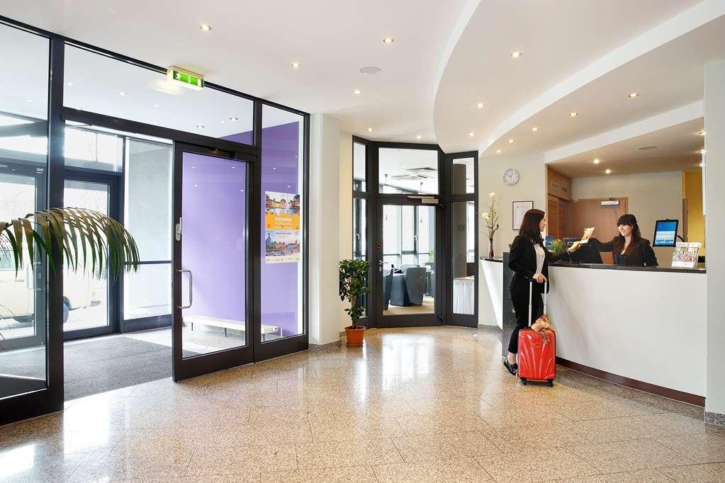 Best Western Macrander Hotel Dresden - Lobby