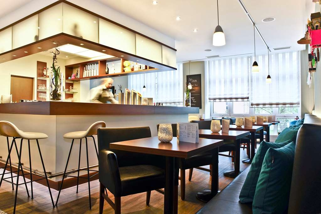 Best Western Macrander Hotel Dresden - Bar