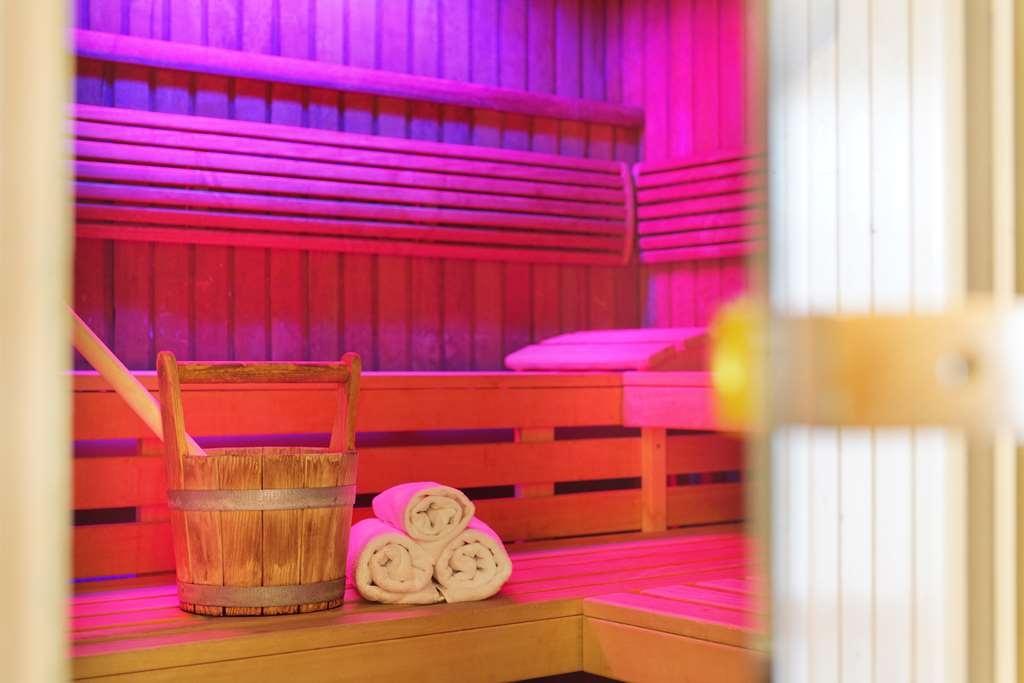 Best Western Macrander Hotel Dresden - Sauna