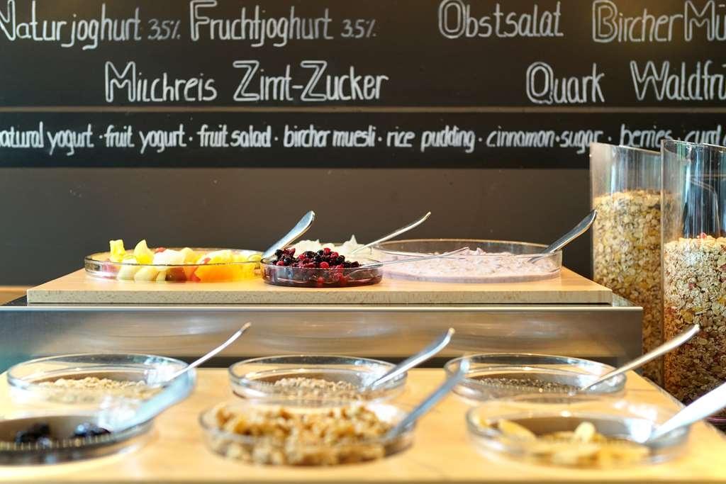 Best Western Macrander Hotel Dresden - Breakfast Area