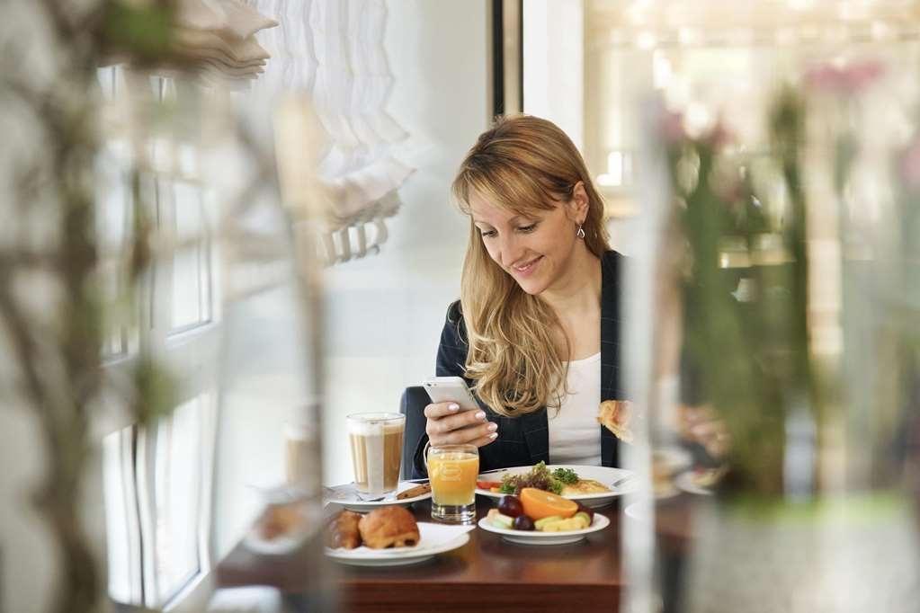 Best Western Macrander Hotel Dresden - Restaurant / Etablissement gastronomique