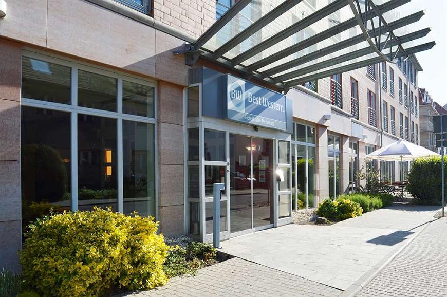 Best Western Hotel Halle-Merseburg - Vue extérieure