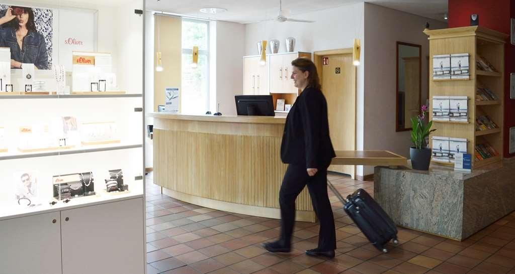Best Western Hotel Halle-Merseburg - reception