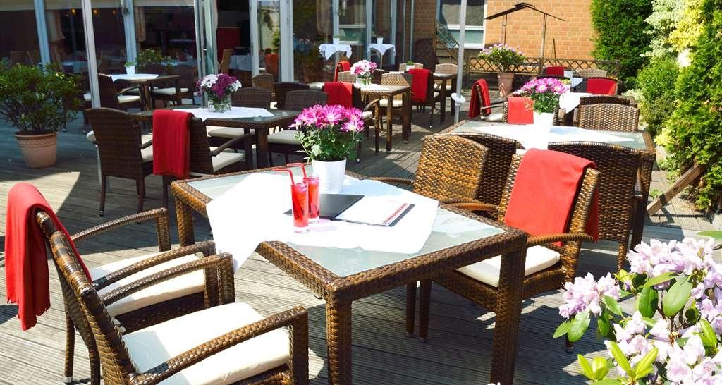 Best Western Hotel Halle-Merseburg - terrace