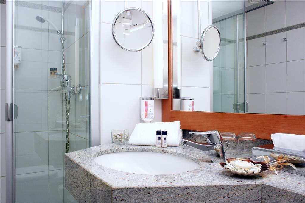 Best Western Hotel Halle-Merseburg - Cuarto de baño de clientes