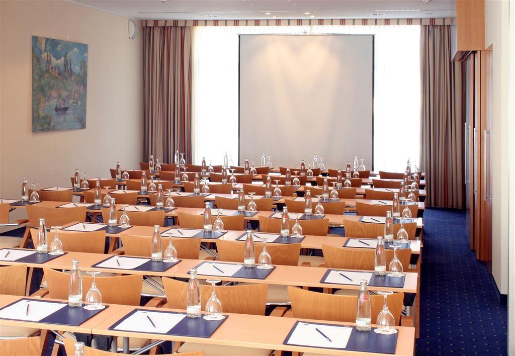Best Western Hotel Halle-Merseburg - Sala de reuniones