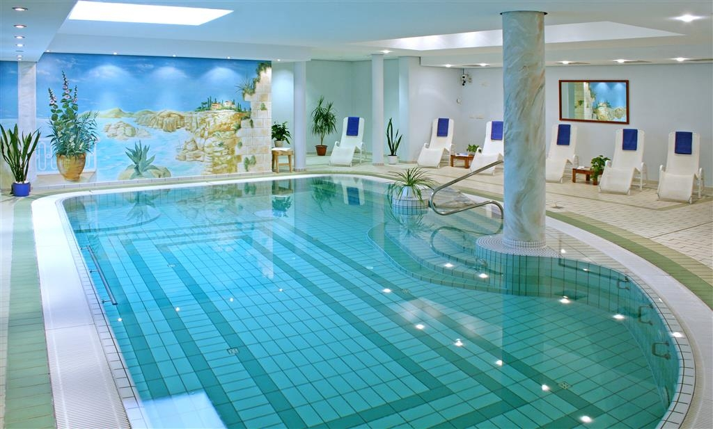 Best Western Hotel Halle-Merseburg - Piscina cubierta