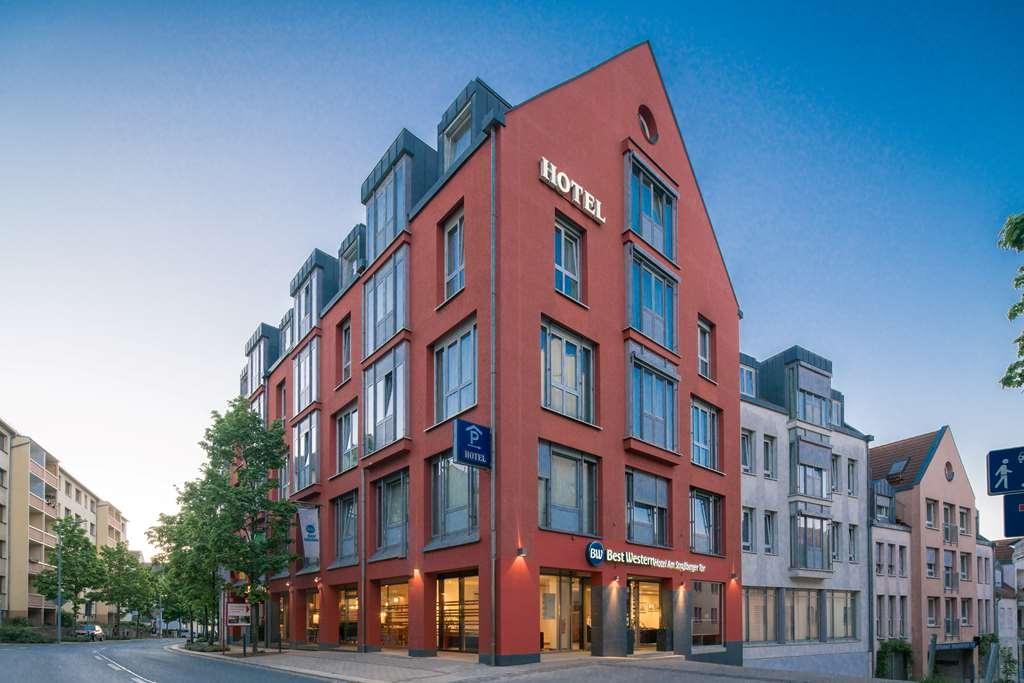 Best Western Hotel Am Strassberger Tor - Außenansicht