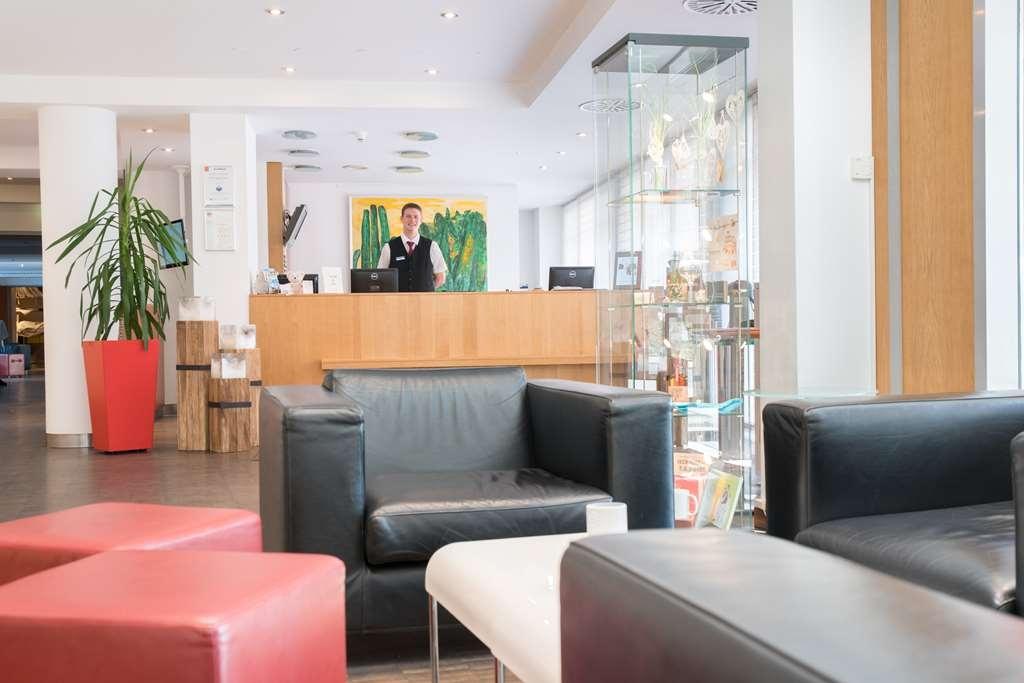 Best Western Hotel Am Strassberger Tor - Lobbyansicht