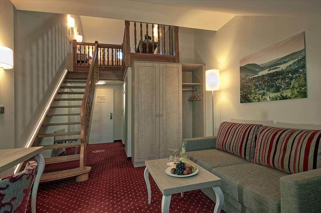 Best Western Premier Bayerischer Hof Miesbach - Suite