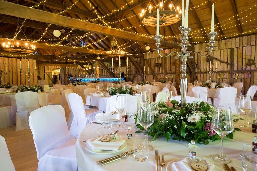 Best Western Premier Bayerischer Hof Miesbach - Sala da ballo