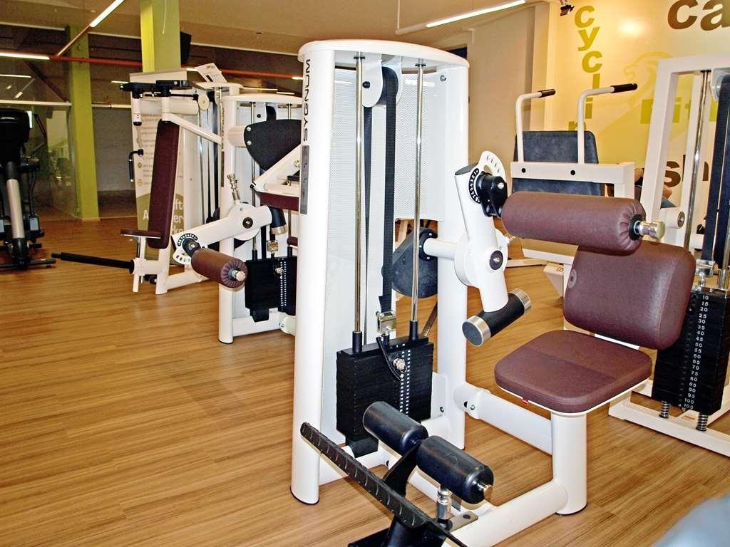 Best Western Premier Bayerischer Hof Miesbach - Fitnessstudio