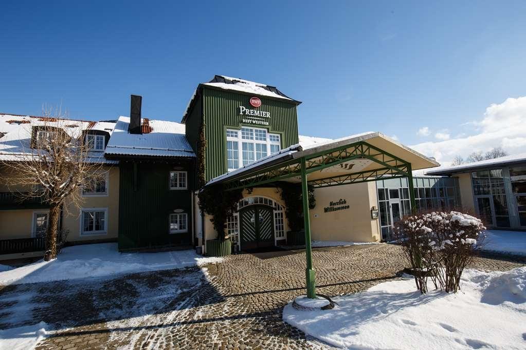 Best Western Premier Bayerischer Hof Miesbach - Außenansicht