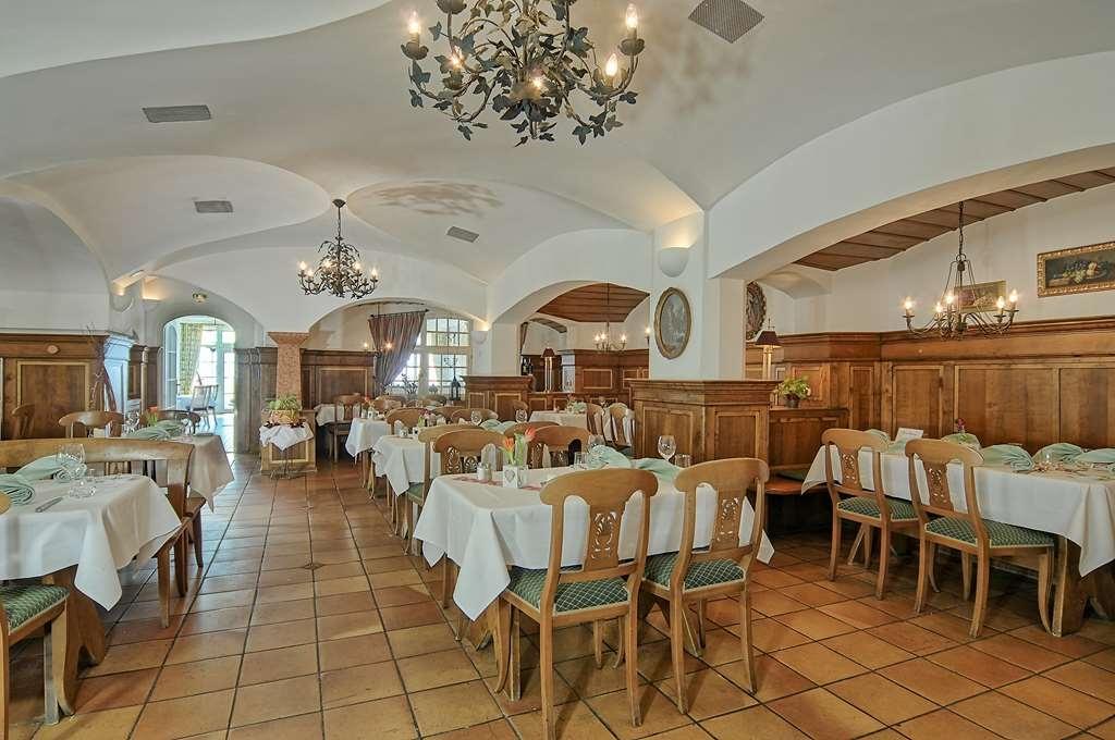 Best Western Premier Bayerischer Hof Miesbach - Restaurant / Gastronomie