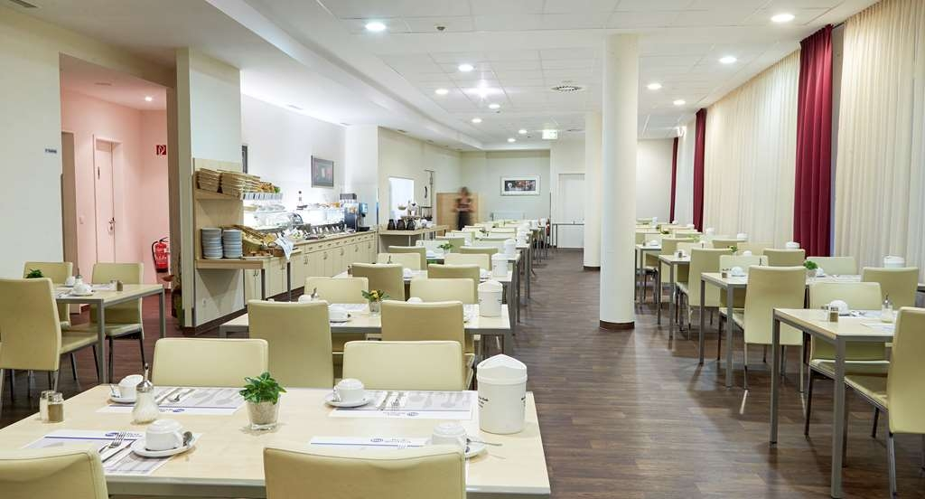 Best Western Hotel Berlin-Mitte - Restaurant / Etablissement gastronomique