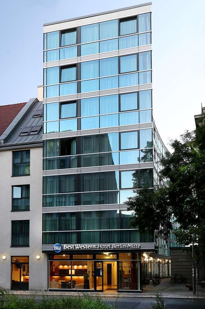 Best Western Hotel Berlin-Mitte - Vista Exterior