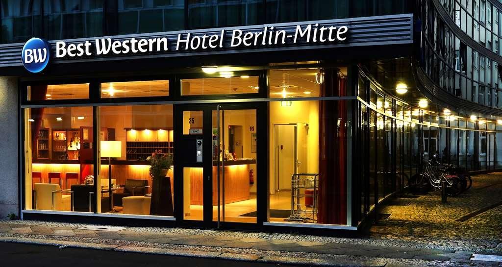 Best Western Hotel Berlin-Mitte - Facciata dell'albergo