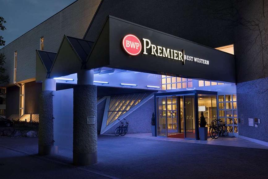 Best Western Premier Parkhotel Bad Mergentheim - Aussenansicht