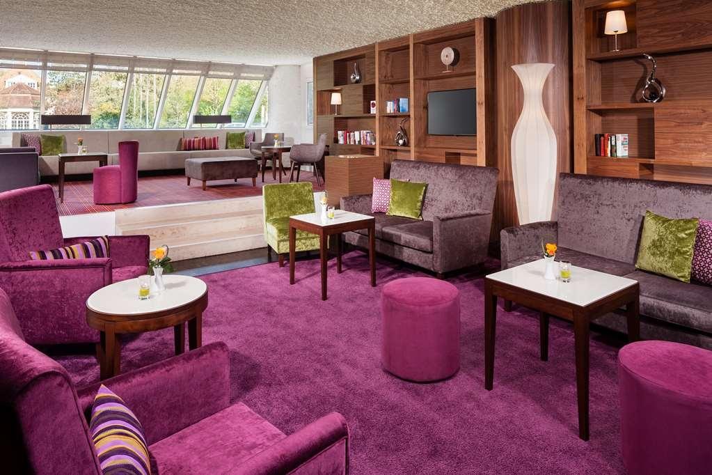 Best Western Premier Parkhotel Bad Mergentheim - Bar/Lounge