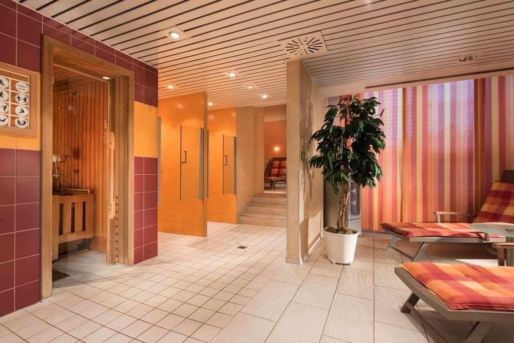Best Western Premier Parkhotel Bad Mergentheim - spa