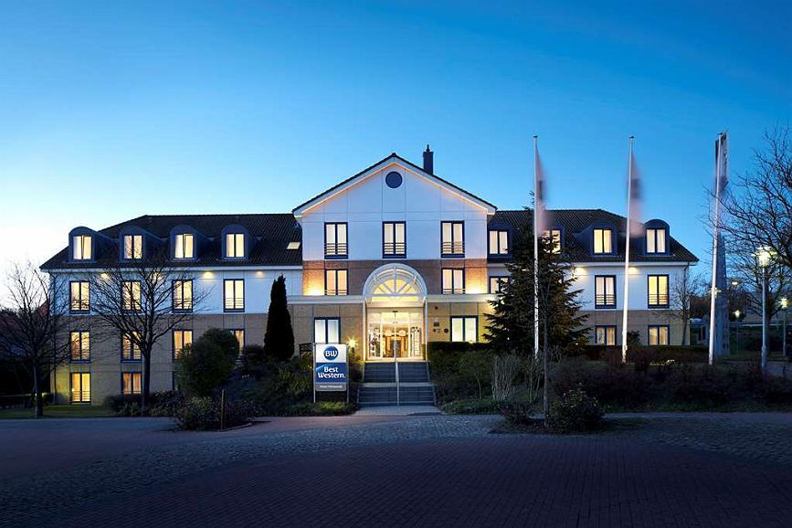 Best Western Hotel Helmstedt am Lappwald - Aussenansicht