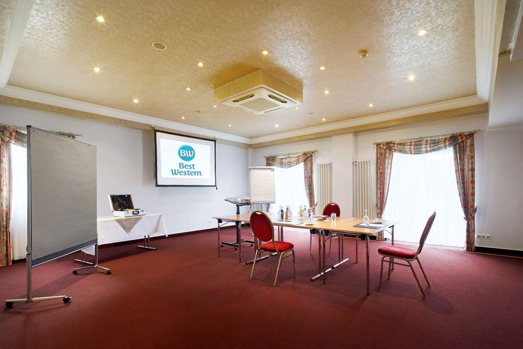 Best Western Hotel Helmstedt - Meeting Room