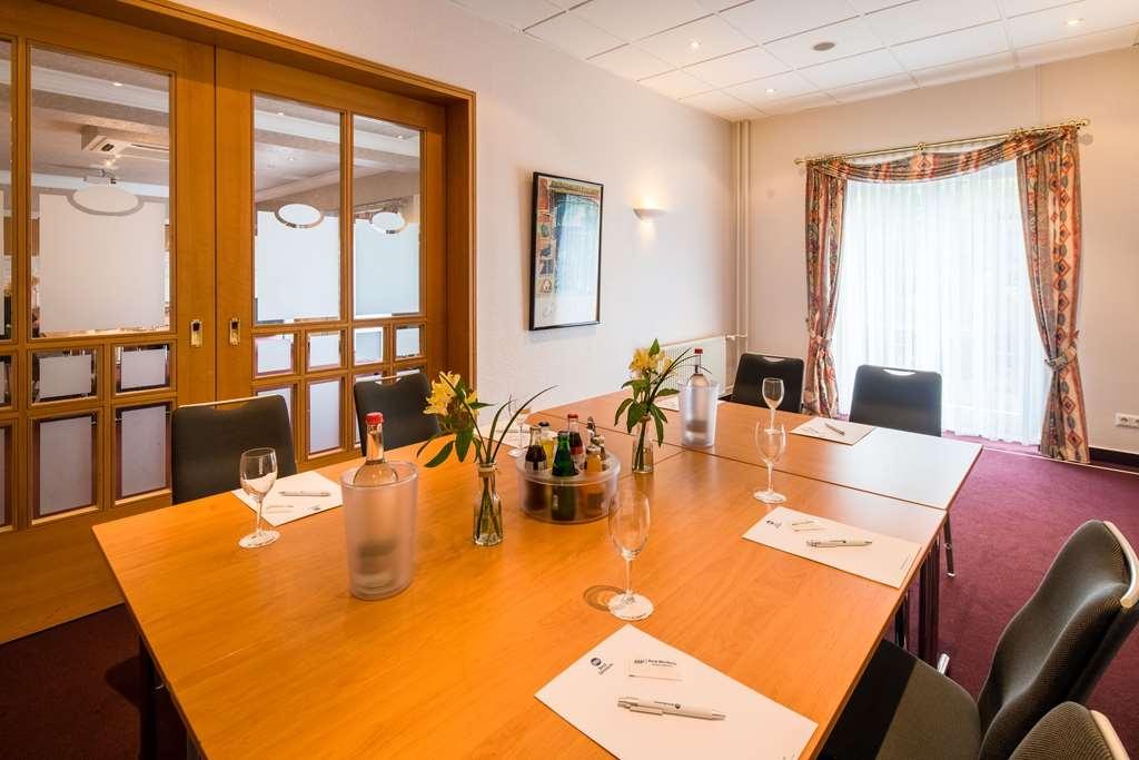 Best Western Hotel Helmstedt - Salle de réunion