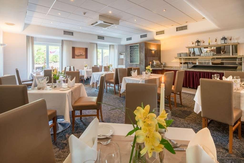 Best Western Hotel Helmstedt - Restaurant / Gastronomie