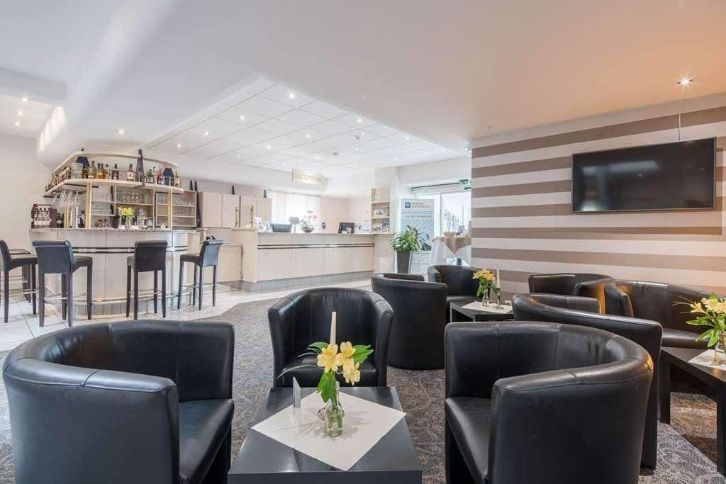 Best Western Hotel Helmstedt - Vue du lobby
