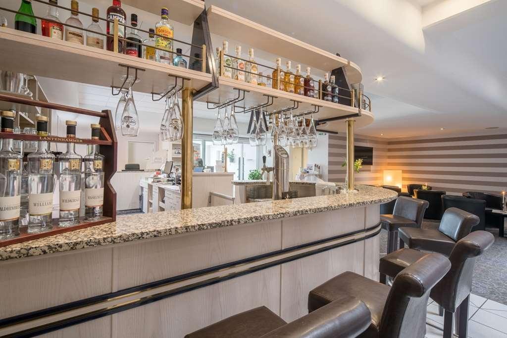 Best Western Hotel Helmstedt - Bar / Lounge