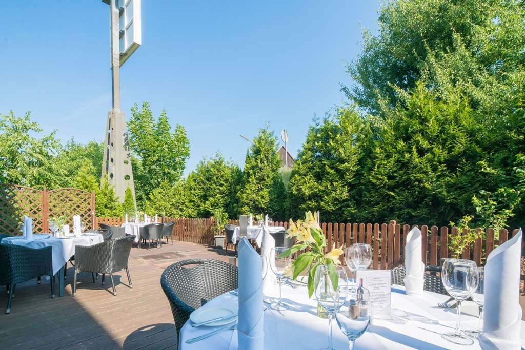 Best Western Hotel Helmstedt - Facciata dell'albergo