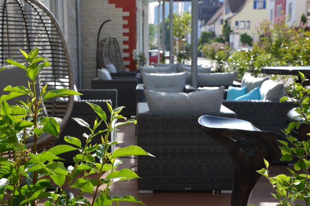 Best Western Hotel Lamm - Terrace