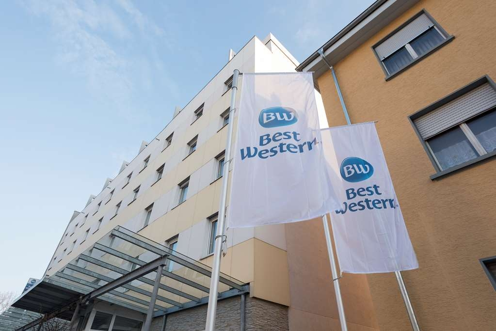 Best Western Hotel Lamm - Facciata dell'albergo
