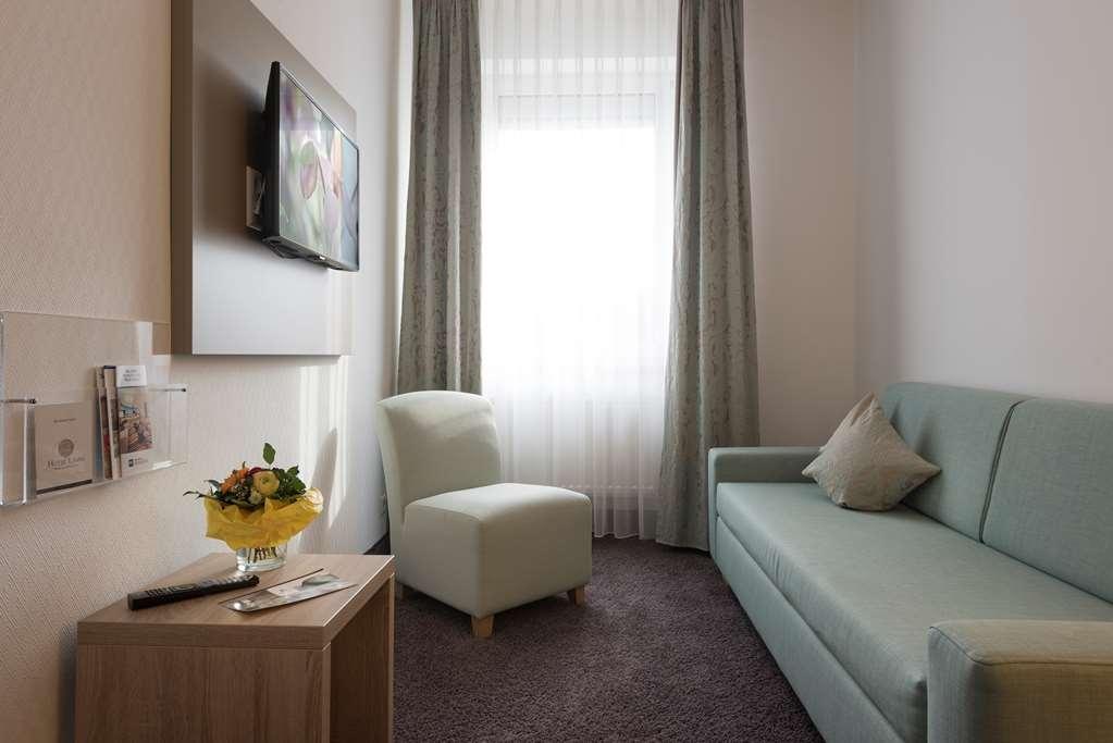Best Western Hotel Lamm - Suite Sitting Room