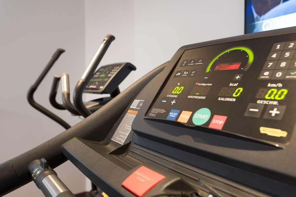 Best Western Hotel Lamm - fitness Center